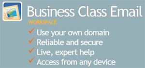 High Desert Technology Business Class Email Options